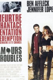 background picture for movie Amours troubles