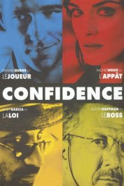 background picture for movie Confidence
