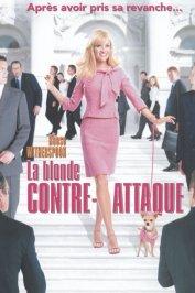 background picture for movie La blonde contre-attaque