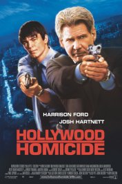 background picture for movie Hollywood homicide
