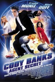 background picture for movie Cody banks : agent secret