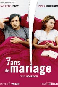 Affiche du film : 7 ans de mariage