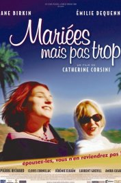 background picture for movie Mariées mais pas trop