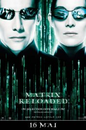 background picture for movie Matrix reloaded
