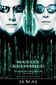 Affiche du film : Matrix reloaded