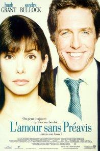 Affiche du film : L'Amour sans préavis