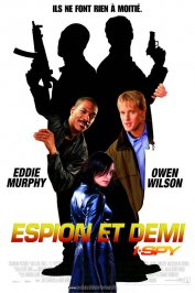 background picture for movie Espion et demi