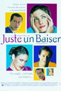 Affiche du film : Juste un baiser