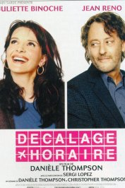 background picture for movie Décalage horaire