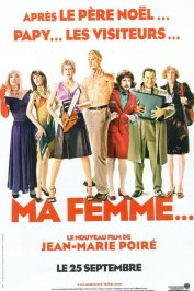 background picture for movie Ma femme... s'appelle Maurice