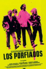 background picture for movie Los porfiados (les acharnes)
