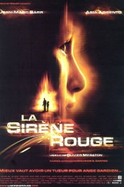 background picture for movie La sirène rouge