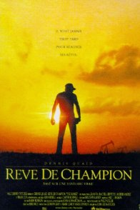 Affiche du film : Reve de champion