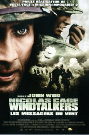 background picture for movie Windtalkers, Les messagers du vent