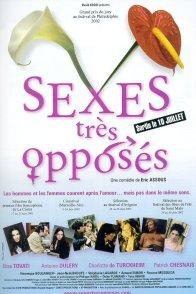 Affiche du film : Sexes très opposés
