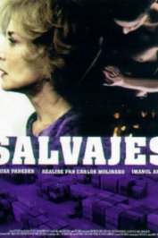 background picture for movie Salvajes