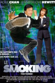background picture for movie Le smoking