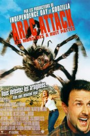 background picture for movie Arac attack