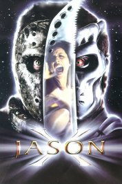 background picture for movie Jason X