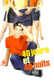 background picture for movie 40 jours et 40 nuits