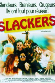 background picture for movie Slackers