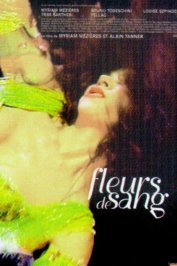 background picture for movie Fleurs de sang