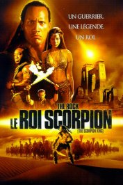 background picture for movie Le roi scorpion