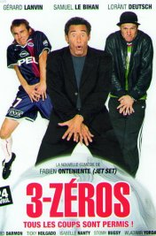 Affiche du film : 3 Zéros