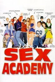 background picture for movie Sex academy