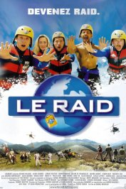 background picture for movie Le raid