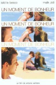 Affiche du film : Un moment de bonheur
