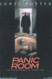 background picture for movie Panic room