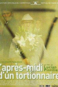 Affiche du film : L'apres-midi d'un tortionnaire