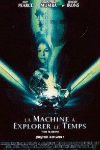 Affiche du film : La machine a explorer le temps