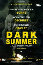 background picture for movie Dark summer