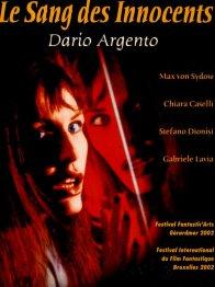 Photo dernier film Dario Argento