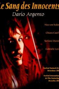 Affiche du film : Le sang des innocents