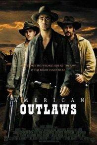 Affiche du film : American outlaws