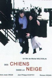 background picture for movie Des chiens dans la neige