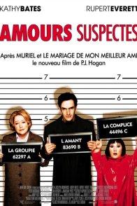 Affiche du film : Amours suspectes