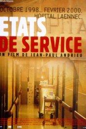 background picture for movie Etats de service