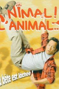 Affiche du film : Animal ! l'animal...