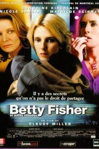 Affiche du film : Betty Fisher et autres histoires