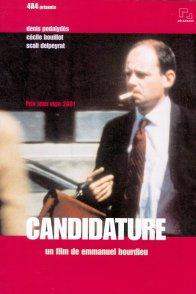 Affiche du film : Candidature & les trois théâtres