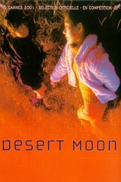 background picture for movie Desert moon