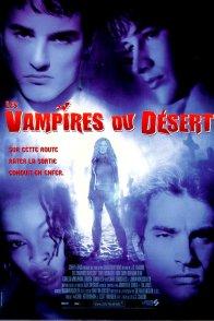 Affiche du film : Les vampires du desert