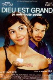 background picture for movie Dieu est grand, je suis toute petite