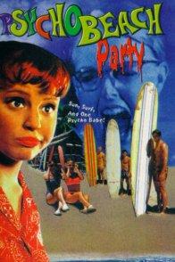 Affiche du film : Psycho beach party