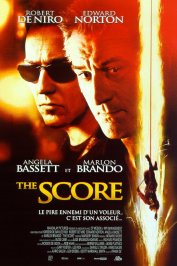 background picture for movie The score