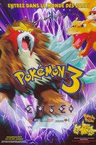 Affiche du film : Pokemon 3